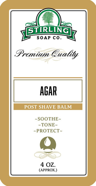 Stirling Agar Aftershave Balm