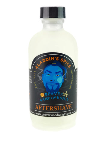 Black Ship Grooming Co. Aladdin's Spice Aftershave Splash