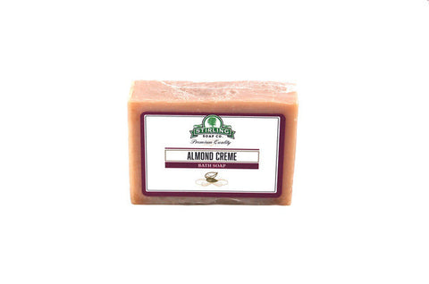 Stirling Almond Creme Bath Soap