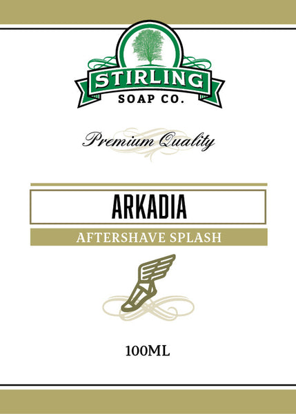 Stirling Arkadia Aftershave Splash