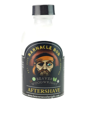 Black Ship Grooming Co. Barnacle Bob Aftershave Splash