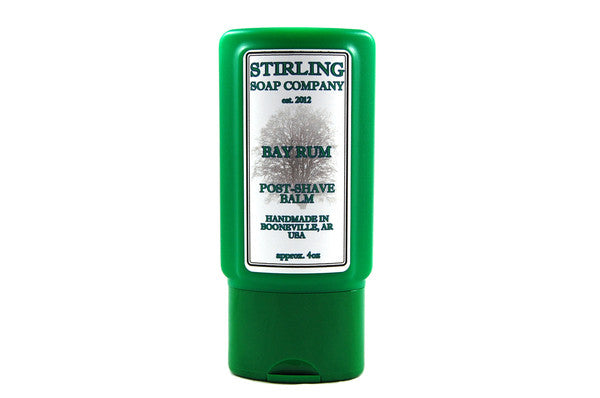 Stirling Bay Rum Aftershave Balm