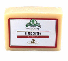Stirling Black Cherry Bath Soap