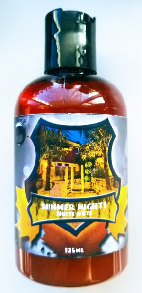 Soapy Bathman Summer Nights Aftershave Balm