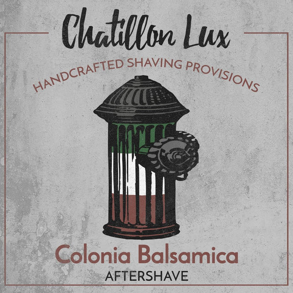 Chatillon Lux Colonia Balsamica Aftershave