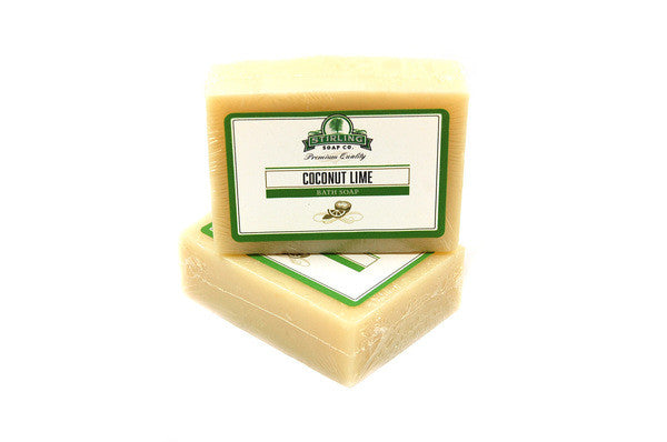 Stirling Coconut Lime Bath Soap