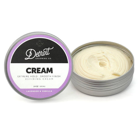 Detroit Grooming Co. Extreme Hold Hair Cream