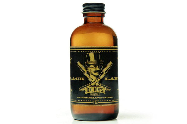 Dr. Jon's Black Label Aftershave Tonic