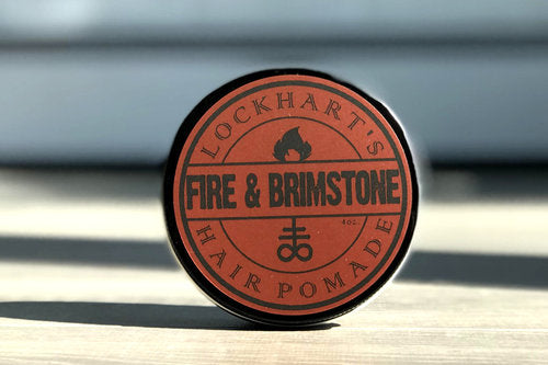 Lockhart's Heavy Hold Fire and Brimstone