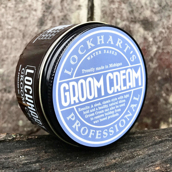 Lockhart's Groom Cream