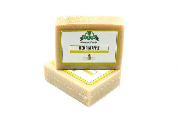 Stirling Iced Pineapple Bath Soap