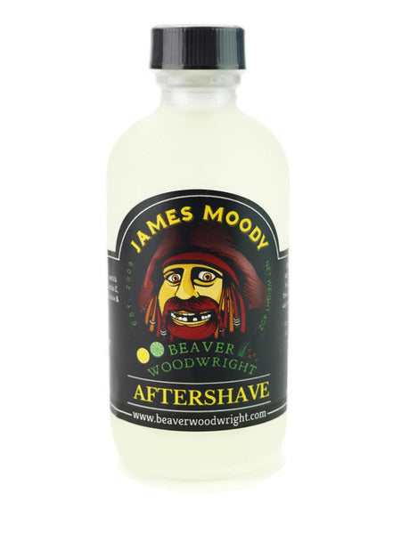 Black Ship Grooming Co. James Moody Aftershave Splash