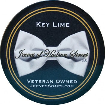 Jeeves of Hudson Key Lime Shave Soap