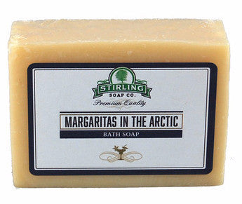 Stirling Margaritas in the Arctic Soap