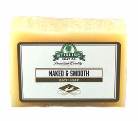 Stirling Naked and Smooth Bath Soap