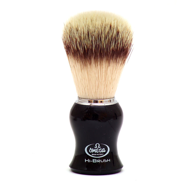 Omega 146206 Synthetic Shaving Brush