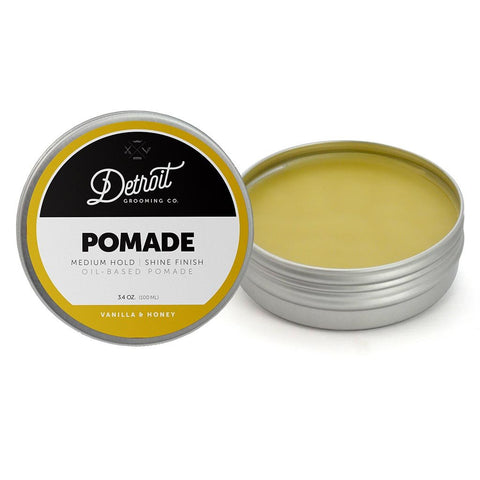 Detroit Grooming Co. Oil-Based Pomade