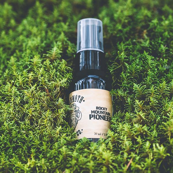 Mammoth Beard Co. Rocky Mountain Pioneer Argan Beard Oil