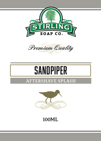 Stirling Sandpiper Aftershave Splash