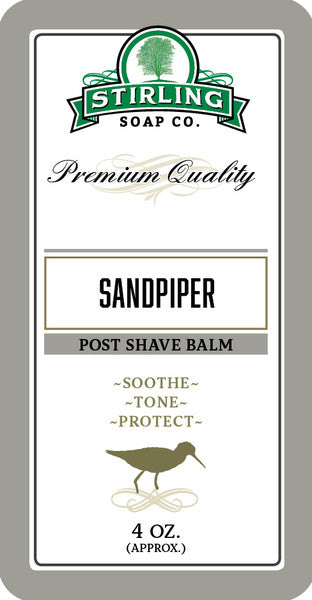 Stirling Sandpiper Aftershave Balm