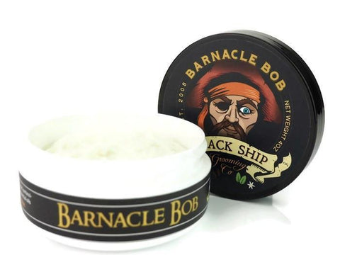 Black Ship Grooming Co. Barnacle Bob Shaving Soap