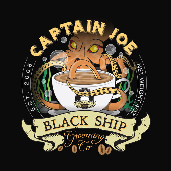 Black Ship Grooming Co. Captain Joe Shaving Soap