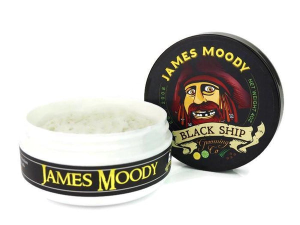Black Ship Grooming Co. James Moody Shaving Soap