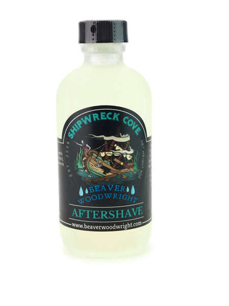 Black Ship Grooming Co. Ship Wreck Cove Aftershave Splash