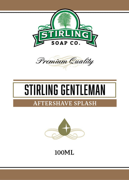 Stirling Gentleman Aftershave Splash