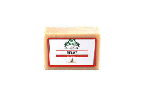 Stirling Tuscany Bath Soap