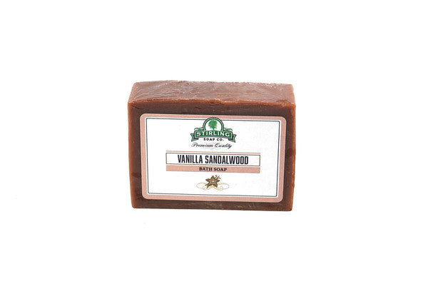 Stirling Vanilla Sandalwood Bath Soap