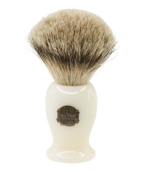 Vulfix Super Badger Shaving Brush, Cream