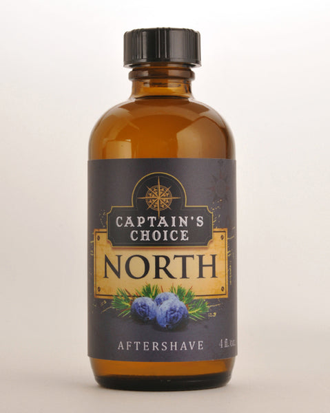 Captain's Choice North Aftershave Splash