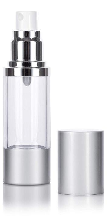 Refillable Airless Pump Bottle