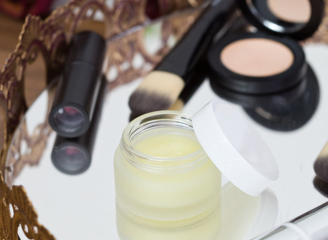 Cosmetic Containers including Balms and Sifters