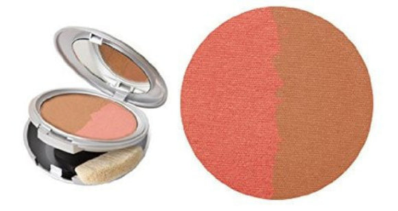 Platinum Bronzer/Blush Duo