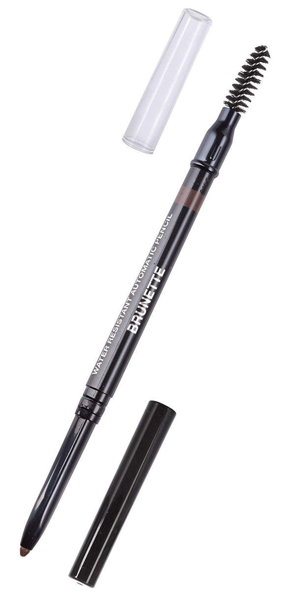 JUVITUS Indelible Brow Automatic Pencil - Water Resistant - Brunette - 0.01 oz.