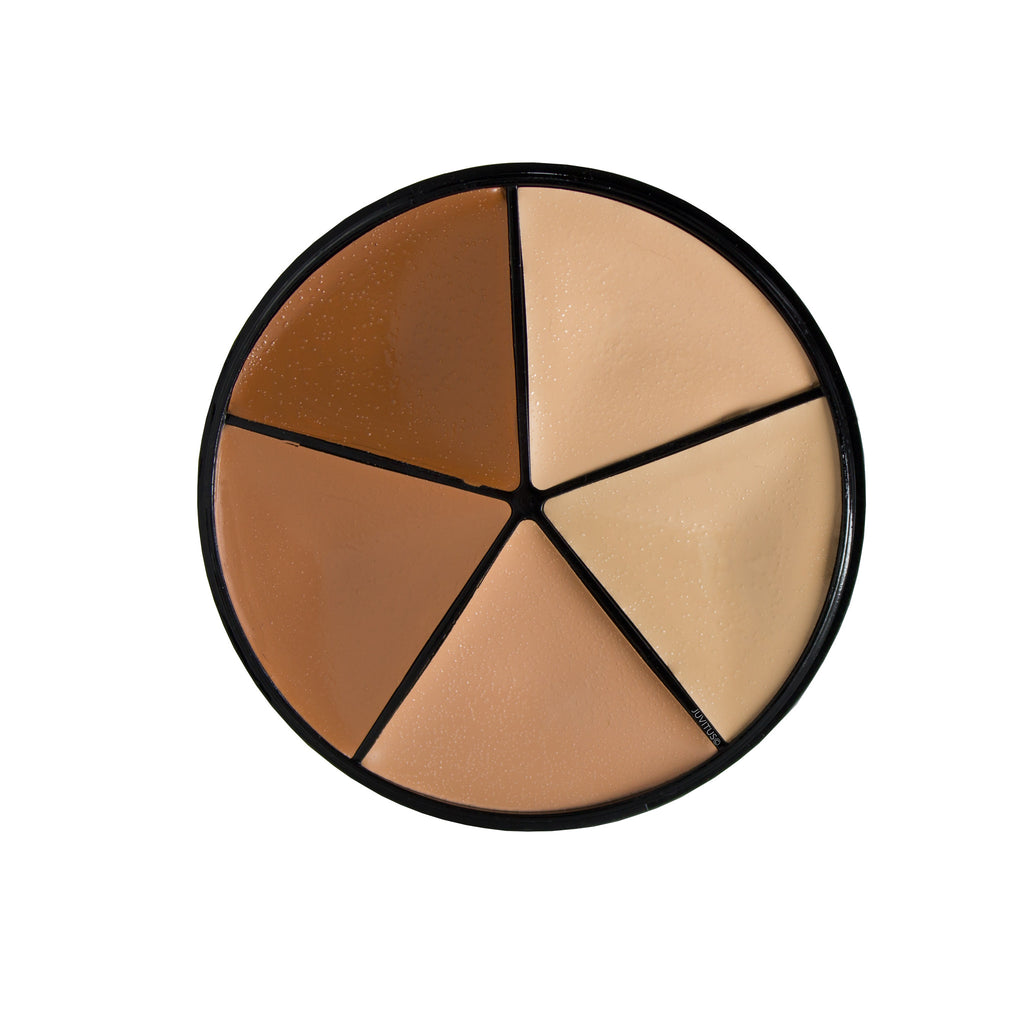 Concealer Cover Wheel - Neutrals