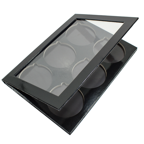 6-Pan Empty Magnetic Makeup Palette