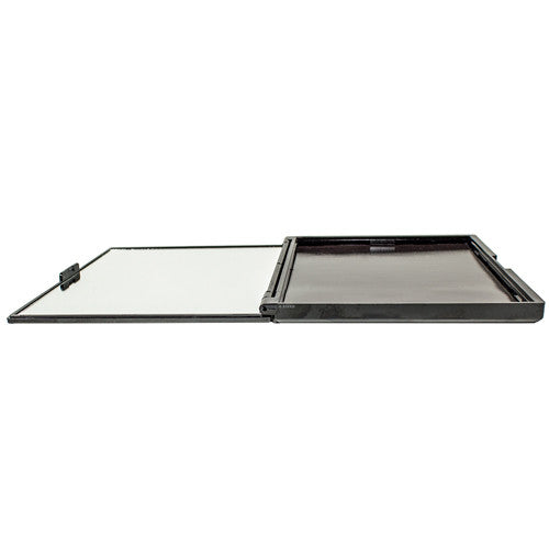 JUVITUS Magnetic Makeup Palette (Black) - Pro Collection