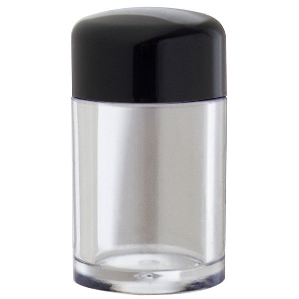 Powder Sifter Empty Acrylic Refillable Cosmetic Makeup Jar - 10 ml