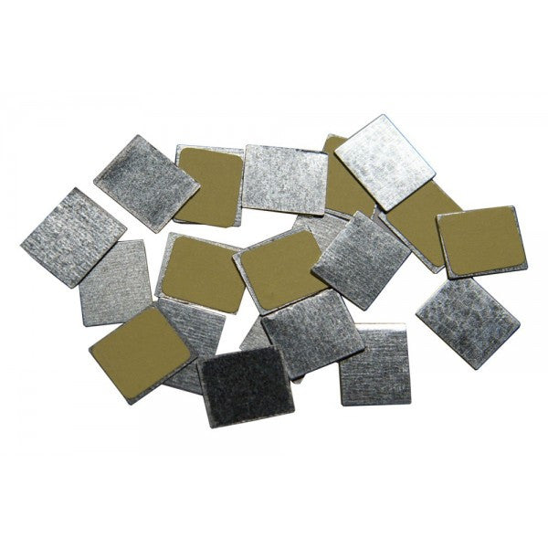 Z Palette Square Metal Stickers (30 Pack)