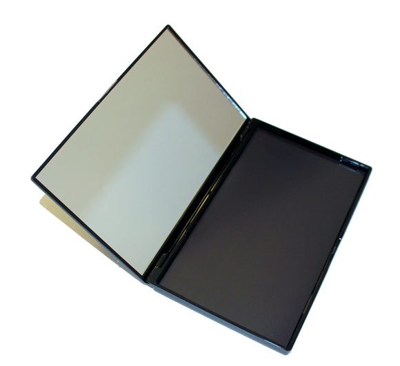 Empty Magnetic Makeup Palette - Black
