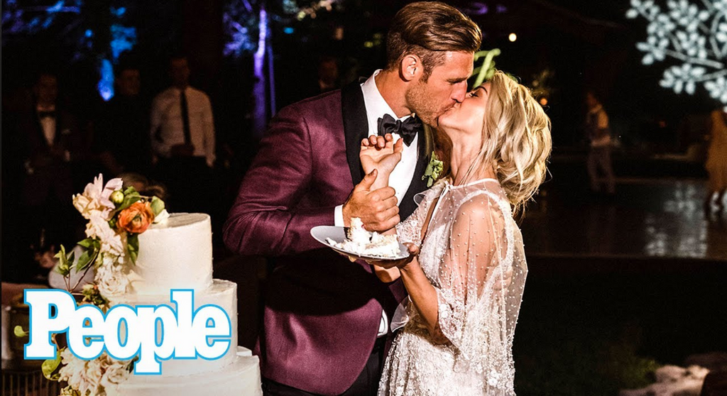 EXTRA TV features Nude Envie on how-to get Julianne Hough's Bridal Makeup