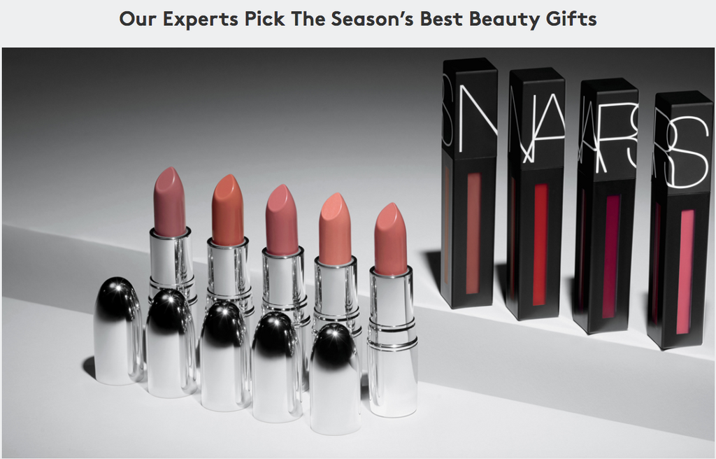 Barneys NY Beauty Experts Pick The Season's Best Beauty Gifts