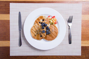 Kid's Blueberry Pancakes