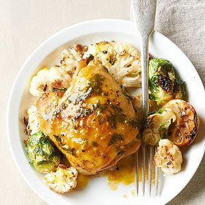 The Spread- Roasted Chicken and Fixins