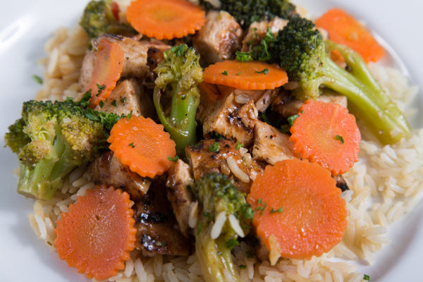 Kids Chicken Teriyaki