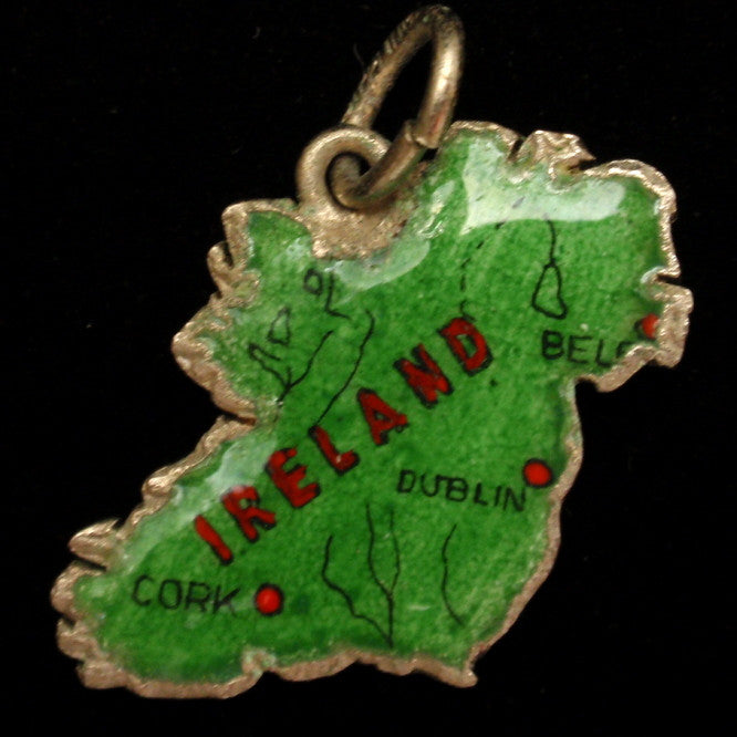 St. Patrick's Day, Ireland, and Costume Jewelry