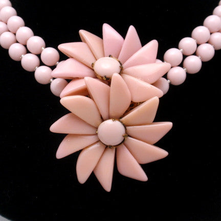 Color in Costume Jewelry: Pink